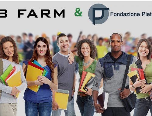 JobFarm & Fondazione Carsana