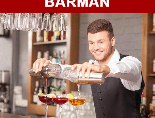 Corso Gratuito di Barman – Varese